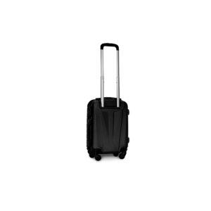 Мини чемодан (XS) Fly 1107 | пластиковый | черный | 50x32x18 см | 27 л | 2,4 кг