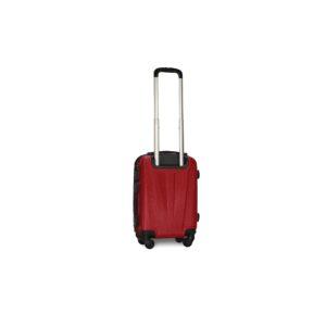 Мини чемодан (XS) Fly 1107 | пластиковый | бордовый | 50x32x18 см | 27 л | 2,4 кг