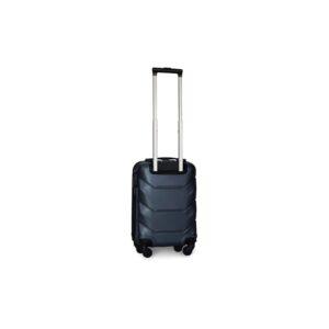 Мини чемодан (XS) Fly 147 | пластиковый | темно-синий | 50x32x18 см | 27 л | 2,4 кг