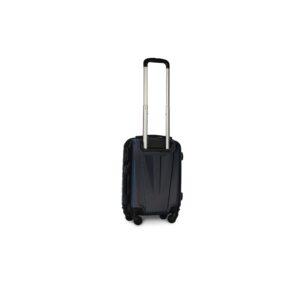 Мини чемодан (XS) Fly 1107 | пластиковый | темно-синий | 50x32x18 см | 27 л | 2,4 кг