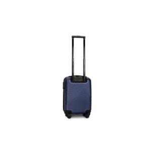 Мини чемодан (XS) Fly 2702 | пластиковый | темно-синий | 50x32x18 см | 27 л | 2,4 кг