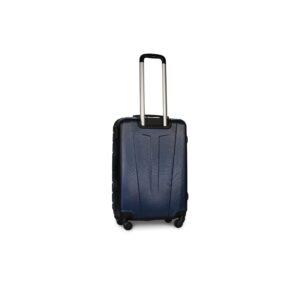 Средний чемодан (M) Fly 1107 | пластиковый | темно-синий | 64x44x26 см | 62 л | 3,15 кг