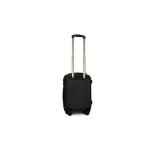 Мини чемодан (XS) Fly 1096 | пластиковый | черный | 50x32x18 см | 27 л | 2,4 кг
