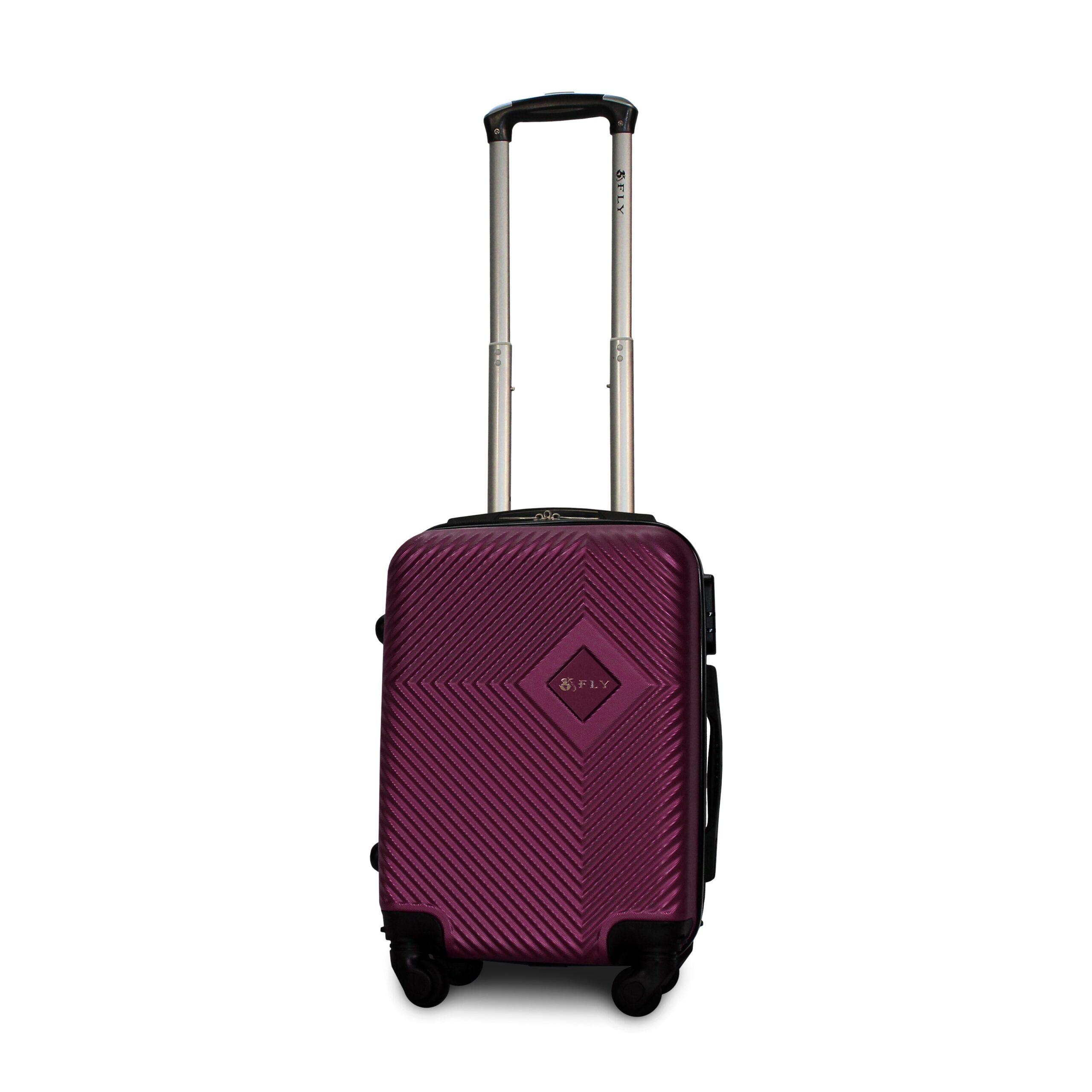 Мини чемодан (XS) Fly 2130 | пластиковый