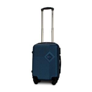 Мини чемодан (XS) Fly 2130 | пластиковый | морская-волна | 50x32x18 см | 27 л | 2,4 кг