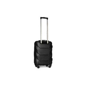 Маленький чемодан (S) Fly 147 | пластиковый | черный | 55x40x20 см | 35 л | 2,6 кг