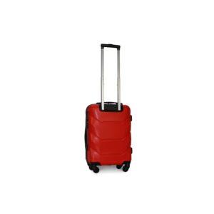 Маленький чемодан (S) Fly 147 | пластиковый | красный | 55x40x20 см | 35 л | 2,6 кг