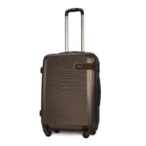 Средний чемодан Fly 1101 | пластиковый