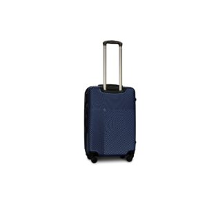Средний чемодан (M) на 4 колесах | Fly 2130 | пластиковый