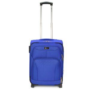 Комплект чемоданов Fly 1509-2k | тканевый | электрик