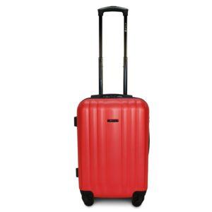 Комплект чемоданов Fly 614 | пластиковый | красный
