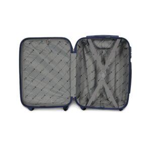 Мини чемодан (XS) на 4 колесах | Fly 1093-F | пластиковый | для ручной клади