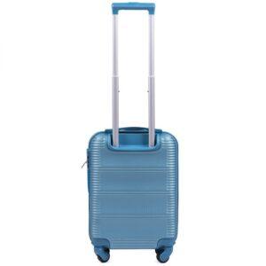 Мини чемодан (XS) Wings k-203 | пластиковый