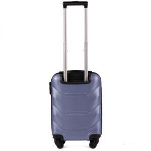 Мини чемодан (XS) Wings 147 | пластиковый