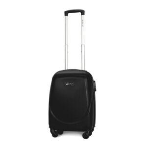 Мини чемодан (XS) Fly 310 | пластиковый | черный | 50x32x18 см | 27 л | 2,4 кг