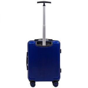 Маленький чемодан (S) на 4 колесах | Wings 565 | поликарбонат | для ручной клади