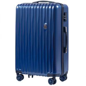 Средний чемодан (M) Wings 5223 | поликарбонат