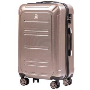 Средний чемодан (M) Wings 175   поликарбонат   бронзовый   64x44x26 см   62 л   3,15 кг