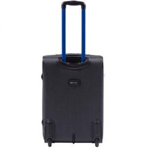 Комплект чемоданов на 2 колесах | Wings 214-2k | тканевый