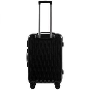 Средний чемодан (M) Wings 190 | поликарбонат