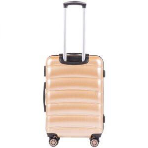 Маленький чемодан (S) Wings 160 | поликарбонат