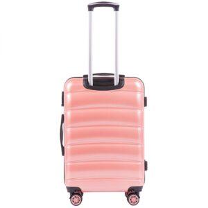 Комплект чемоданов на 4 колесах | Wings 160 | поликарбонат