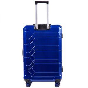 Большой чемодан (L) Wings 185 | поликарбонат