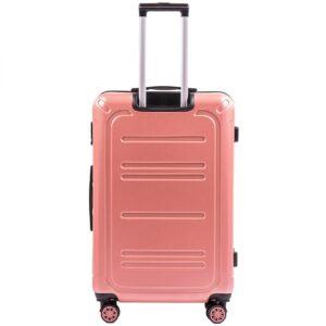 Большой чемодан (L) на 4 колесах | Wings 175 | поликарбонат