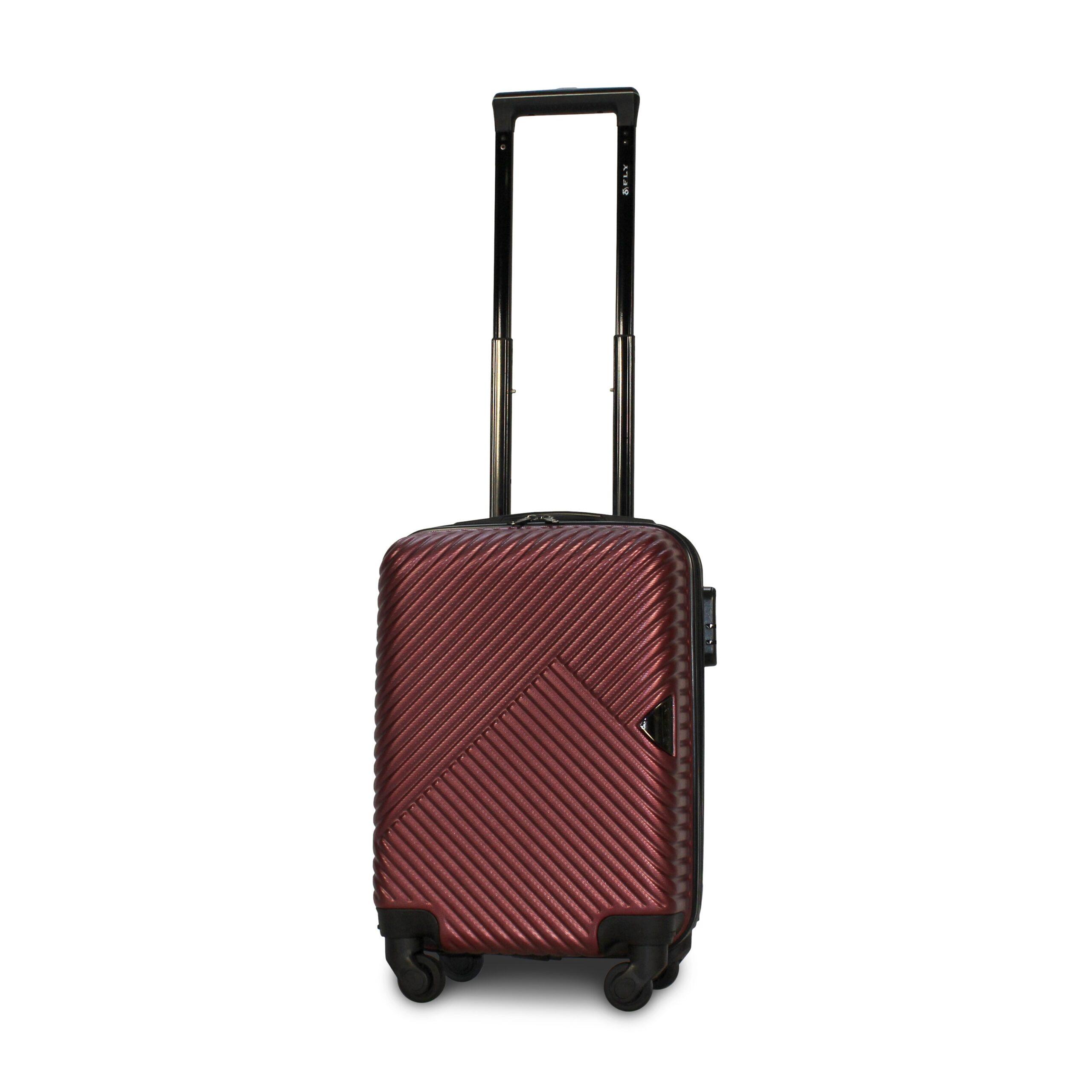 Мини чемодан (XS) Fly 2702 | пластиковый