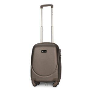 Мини чемодан (XS) Fly 310-F | пластиковый | шампань | 50x32x18 см | 27 л | 2,4 кг