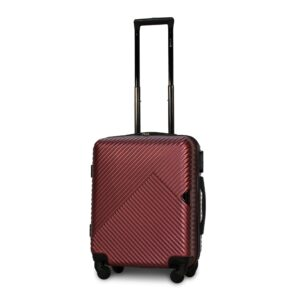 Маленький чемодан (S) Fly 2702 | пластиковый