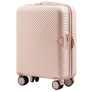 Маленький чемодан (S) Wings WN01   ABS + поликарбонат