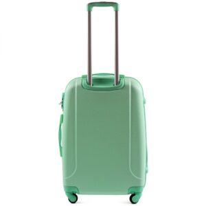 Средний чемодан (M) Wings k-310 | пластиковый