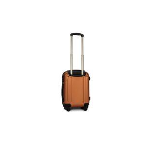 Мини чемодан (XS) Fly 1096 | пластиковый | оранжевый | 50x32x18 см | 27 л | 2,4 кг