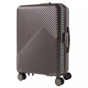 Средний чемодан (M) Wings WN01   ABS + поликарбонат   коричневый   64x44x26 см   62 л   3,15 кг