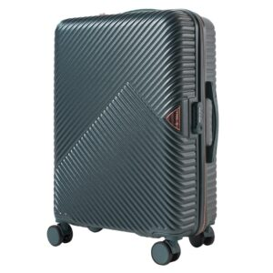 Комплект чемоданов на 4 колесах | Wings WN01 | ABS + поликарбонат