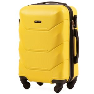 Маленький чемодан (S) Wings 147 | пластиковый