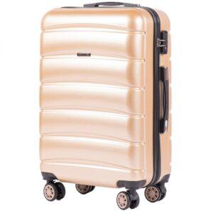 Средний чемодан (M) Wings 160 | поликарбонат