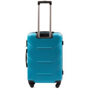 Средний чемодан (M) Wings 147 | пластиковый