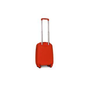 Мини чемодан (XS) Fly 310-F | пластиковый | оранжевый | 50x32x18 см | 27 л | 2,4 кг