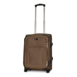 Маленький чемодан (S) Fly 1509-2k   тканевый   бежевый   52х36х23(+5) см   37/45 л   3,05 кг