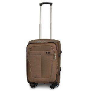 Маленький чемодан (S) Fly 1304-4k | тканевый
