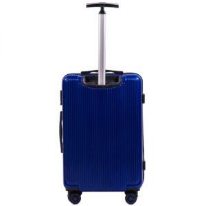 Комплект чемоданов на 4 колесах | Wings 565 | поликарбонат
