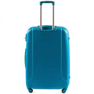 Большой чемодан (L) Wings k-310 | пластиковый