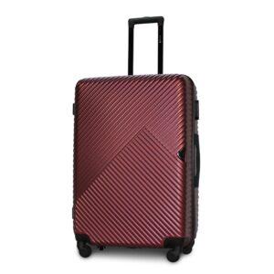Большой чемодан (L) Fly 2702 | пластиковый