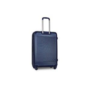 Большой чемодан (L) Fly 1093-F | пластиковый | темно-синий | 74x50x29 см | 86 л | 3,95 кг