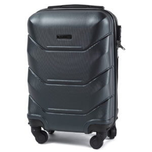 Мини чемодан (XS) на 4 колесах | Wings 147 | пластиковый | для ручной клади