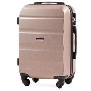 Маленький чемодан (S) Wings AT01 | пластиковый