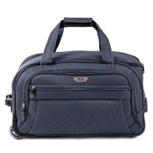 Маленькая сумка на колесах (S) Wings 1055   темно-серый   54x32x29 см   50 л   2,6 кг