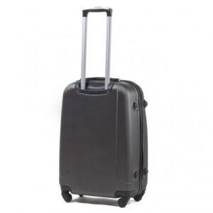 Средний чемодан (M) на 4 колесах | Wings 310 | пластиковый